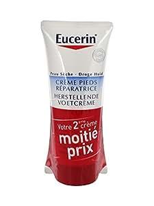 Eucerin UreaRepair PLUS Crème Pieds Réparatrice 10% Urée Lot de 2 x 100 ml