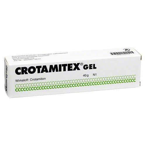 Crotamitex 40 g -