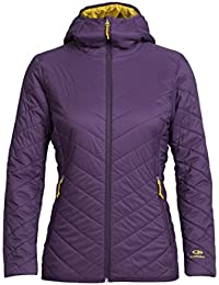 Icebreaker damen jacke softshell helix long sleeve zip