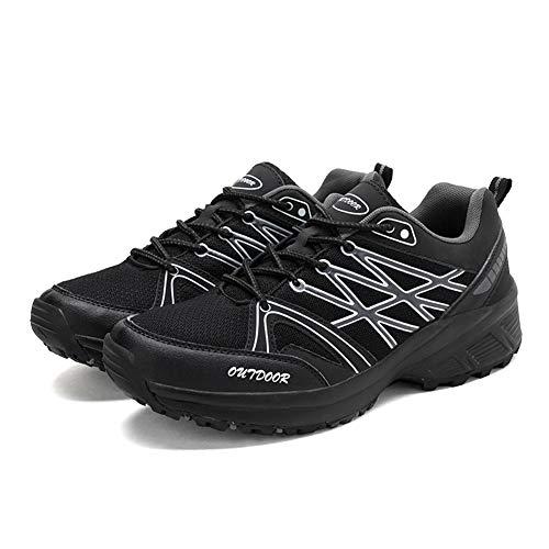 Mens Percorso Escursionismo Scarpe da Trekking Stile Addestratori Casual Outdoor Arrampicata Mesh Sport Sneakers