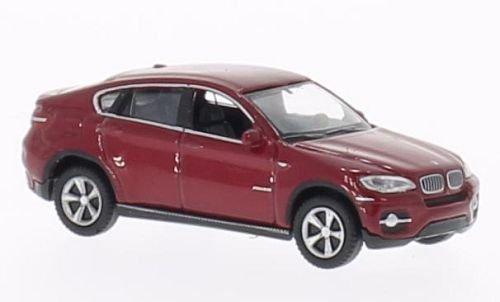 bmw-x6-rouge-fonce-voiture-miniature-miniature-deja-montee-welly-187
