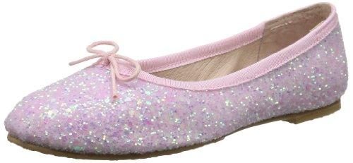 Bloch Girls Sparkle, Ballerines fille Rose (Pink)