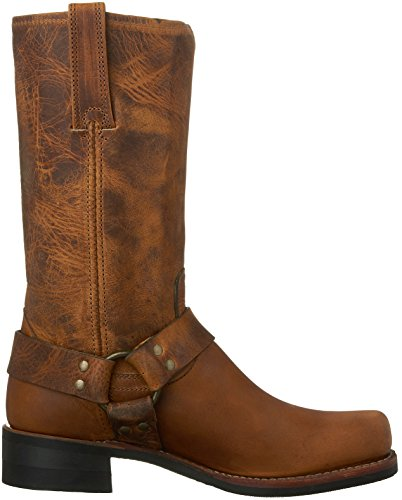 Frye Harness 12 R, Bottes homme Marron (Dbn)