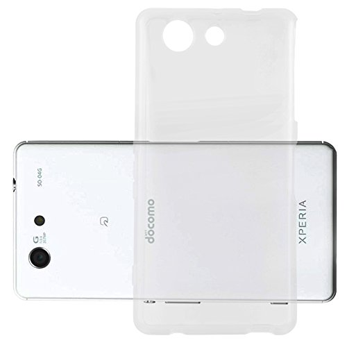 Cadorabo DE-103763 Sony Xperia Z4 Mini / Z3 Plus COMPACT Handyhülle aus TPU Silikon im Ultra Slim 'AIR' Design Soft Back Cover Case Bumper Voll-Transparent