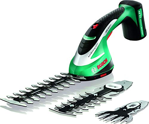 Bosch Messerwechsel ohne Werkzeug