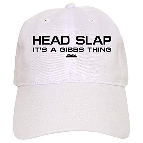 NCIS: Head Slap - Baseball Cap with Adjustable Closure, Unique Printed Baseball Hat