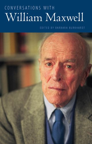 Conversations with William Maxwell (Literary Conversations Series)
