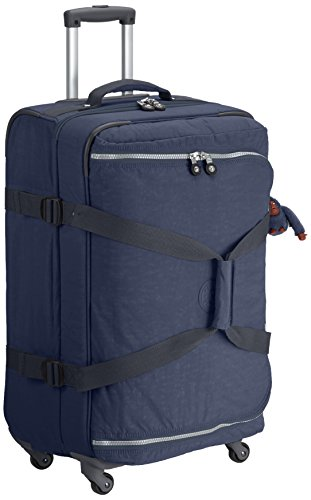 Kipling - CYRAH M - 71 Litri - Trolley - True Blue - (Blu)