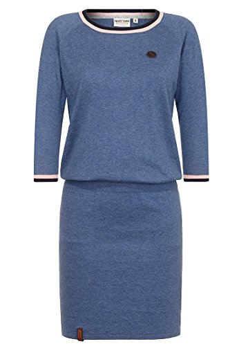 Naketano Female Knit Alle wollen bumsen Blue Melange, M