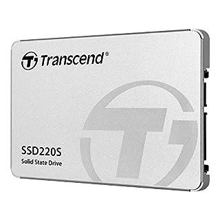 "Transcend SSD220S - Disco duro sólido Interno de 480 GB (SATA III, 2.5"", hasta 550 MB/s) (B01DRWWLUO) | Amazon Products"