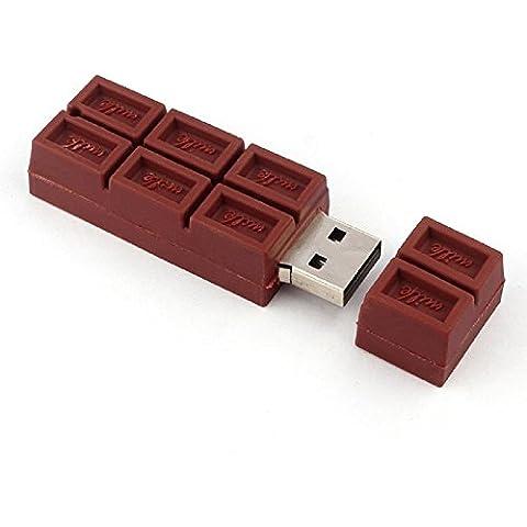 La barra de caramelo de alta velocidad USB 2.0 de 4/8/16/32/64 GB Flash Drive pulgar (64GB)