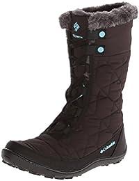 Columbia Youth Minx Mid II Waterproof Omni-Heat Unisex-Kinder Trekking- & Wanderstiefel