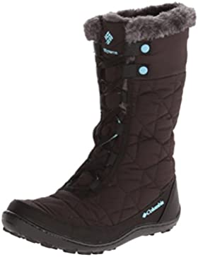 Columbia Youth Minx Mid Ii Waterproof Omni-heat - Zapatillas De Deporte Para Exterior Niñas