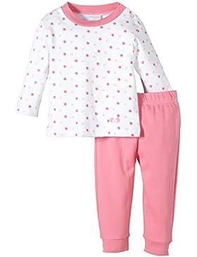 Twins Baby - Mädchen Zweiteiliger Schlafanzug mit Oberteil