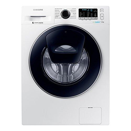 Samsung WW70K5410UW 7kg AddWash/EcoBubble 1400rpm Freestanding Washing Machine - White