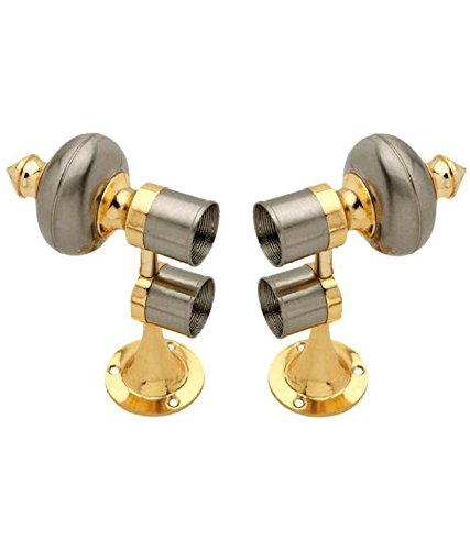 check MRP of double curtains rods brackets A & Y Traders