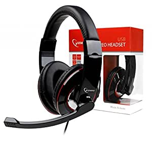 USB 3.0 Stereo Computer Headphones with Boom Microphone for PC Skype Laptop Headset / System requirements Windows 2000/XP/VIsta/7/8 / iCHOOSE
