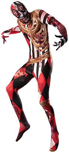 Rubie's Offizielles acro-splat Halloween 2nd Skin, Erwachsene Kostüm–Große
