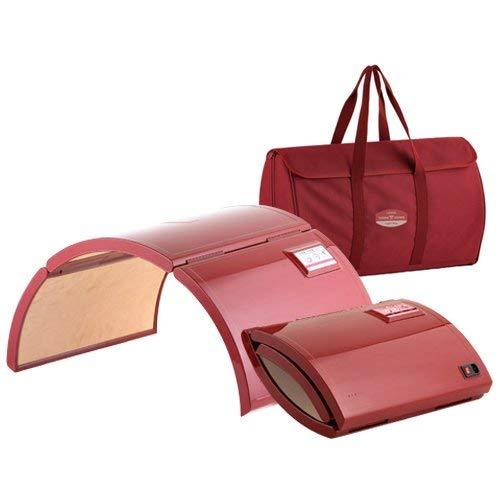 Outdoor-infrarot-sauna (Tuning Dome Sauna Haus Energie Portable faltbare Design weit Infrarot-Home Salon Raumnutzung tragen Beutel Schwachstroms Verbrauch niedrig EMF Lasse)