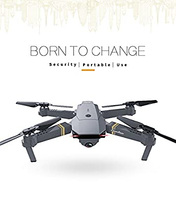 Studyset E58 WIFI Wide Angle HD Camera High Hold Mode Foldable Armed RC Quadcopter RTF Drone