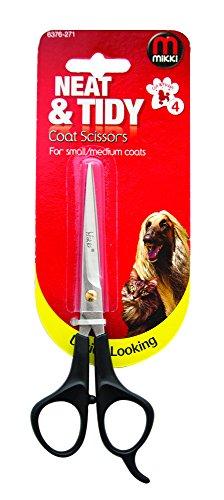 Mikki Pet Coat Scissors 1