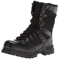 Fila Men's Stormer Military Tactical Boot, Black/Black/Black, 8 Medium US