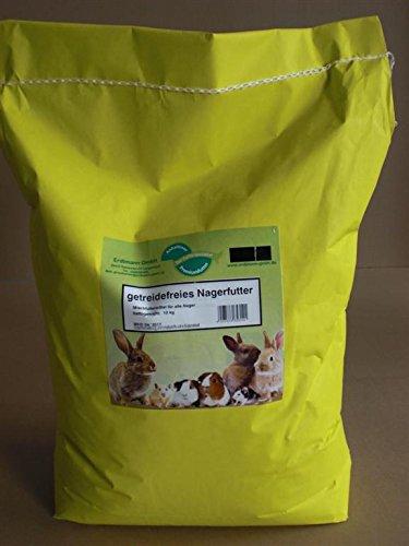 getreidefreies Nagerfutter 10 kg Anhaltiner Premiumfutter