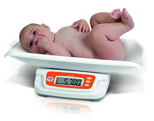 Mebby 91502 Baby & Child digitale Babywaage - 3