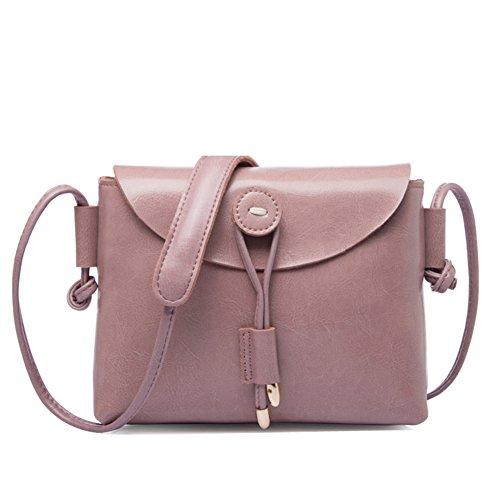 Monospalla piccolo pacchetto/vintage messenger bag/sacchetto della signora di svago-M M