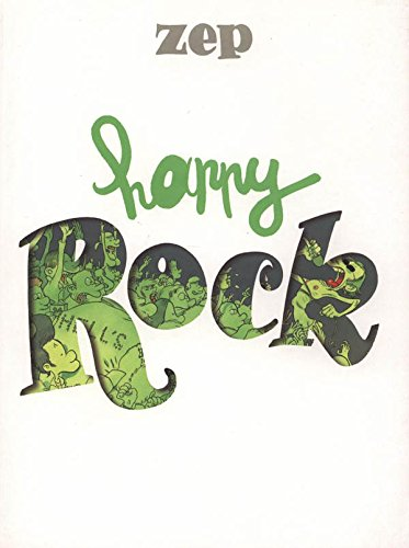 Happy Rock par Zep
