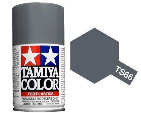Tamiya 85066. Spray TS-66. Pintura esmalte color Gris