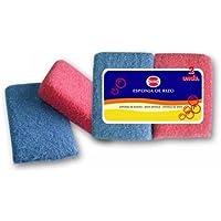 Esponjas de rizo de algodón