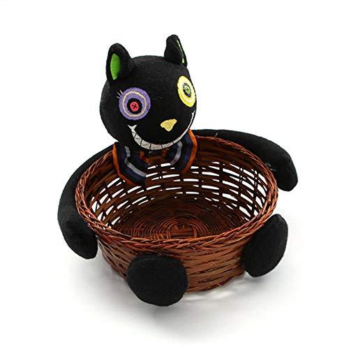 ation Puppe Obst Teller Dekoration für die Bar KTV Candy Biskuit Früchte Korb Halloweendekoration liefert 17 * 18cm ()