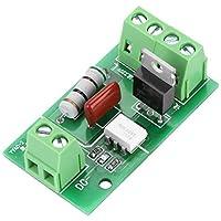 Aufee Módulo de tiristores de 220 V, módulo SCR YYAC-2 Tablero de Control de tiristores Interruptor de Disparo Control de CC CA Probador de condensadores de 220 V Tablero de CA de Control de CC
