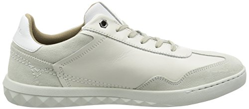Diesel S-Studshean, Sneaker Uomo Bianco (Dirty White/chinchilla)