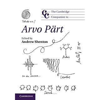 The Cambridge Companion to Arvo Part (Cambridge Companions to Music)