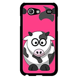 MOBO MONKEY Designer Printed 2D Hard Back Case Cover for Samsung Galaxy S Advance I9070 - Premium Quality Ultra Slim & Tough Protective Mobile Phone Case & Cover