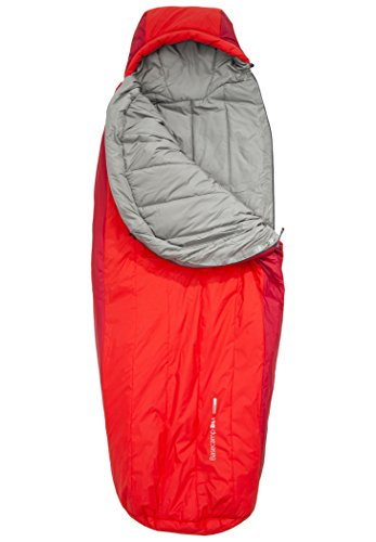 Sea to Summit BaseCamp Bs4 Sleeping Bag Long red 2016 Deckenschlafsack - 2