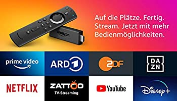 Fire TV Stick mit Alexa-Sprachfernbedienung | Streaming-Mediaplayer