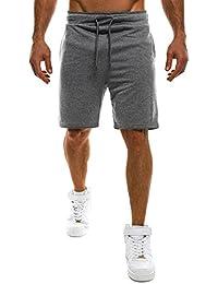 575278942d1c OZONEE Herren Jogg Freizeitshorts Sportshorts Knielang Kurze Hose Shorts  Bermudas J.Style AA10
