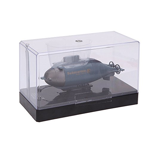 GoolRC 777-216 Mini RC Racing Submarine Boat R//C Toys with 40MHz Transmitter