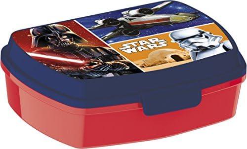 Unbranded 8020149 Star Wars Legend Boite à Gouter, Plastique, Plastique, Plastique, Bleu, 17,2 x 13,8 x 5,5 cm B073X4WYXH | Service Supremacy  84f5e4