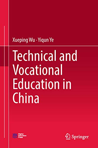 Technical and Vocational Education in China (English Edition)