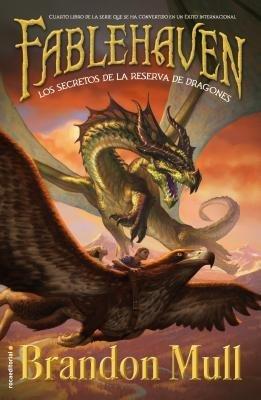 [{ Fablehaven IV. Los Secretos de La Reserva de Dragones (Spanish) By Mull, Brandon ( Author ) Aug - 30- 2014 ( Paperback ) } ]