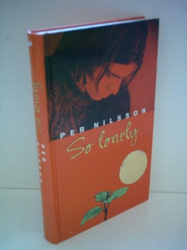 Per Nilsson: So lonely: Alle Infos bei Amazon
