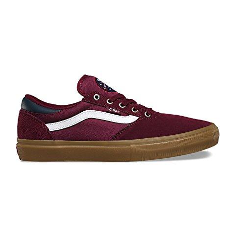 Vans chaussures M Gilbert Crockett P Port royale/gum