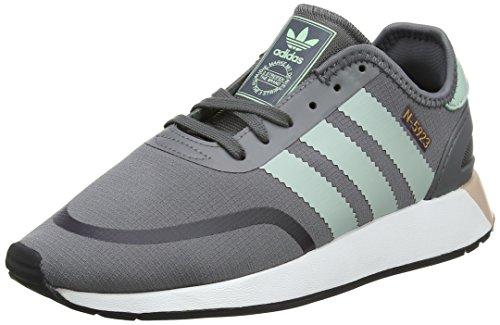 adidas Damen Iniki Runner CLS Laufschuhe, Mehrfarbig (Grefou/Ashgrn/Ftwwht Aq0266), 38 EU (Boost-sneaker)