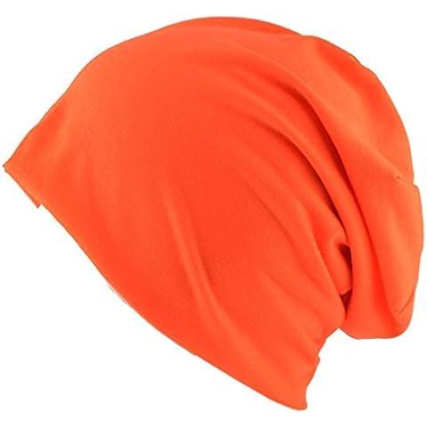 Thenice Berretto Unisex Jersey Beanie Hat Sportivo