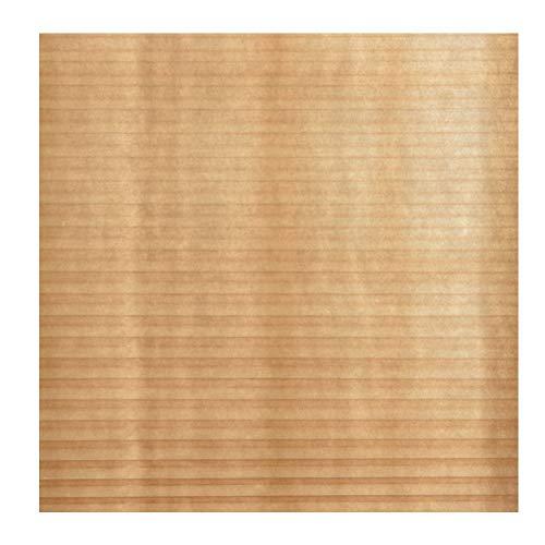 Tenda plissettata, tessuto non tessuto ufficio cucina balcone sfumature autoadesivi instant bretelle oscurante 60 * 150 brown