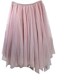 074c3cdab Amazon.es: falda tul mujer - S / Faldas / Mujer: Ropa